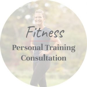 Fee for Personal Training Consultation with Rosie James
